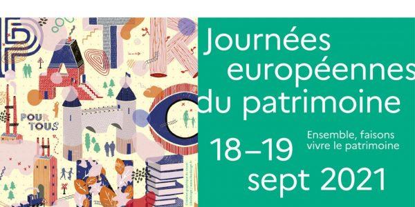 journées européennes du patrimoine 2021 Rouen